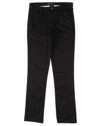 0 Boys' Howland Classic Chino Pants Blue ALBNP00104 Element