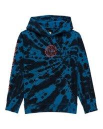 0 Boys' Drake Pullover Hoodie Blue ALBSF00100 Element