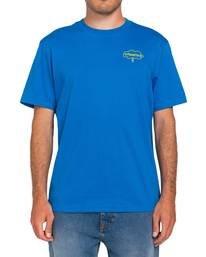3 Youth Peanuts x Element Slide T-Shirt Blue ALBZT00133 Element