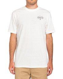 3 Youth Peanuts x Element Slide T-Shirt White ALBZT00133 Element