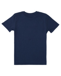 1 Boys' Vertical Short Sleeve T-Shirt  ALBZT00152 Element