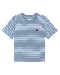 0 Paula Knit Shirt Blue ALJKT00102 Element