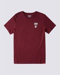 0 Women's Star Wars™ x Element Box T-Shirt Red ALJZT00142 Element