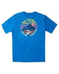 0 Balmor T-Shirt Blue ALMZT00106 Element