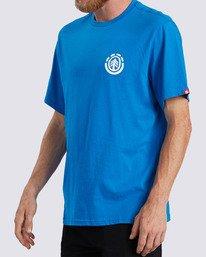 4 Balmor T-Shirt Blue ALMZT00106 Element