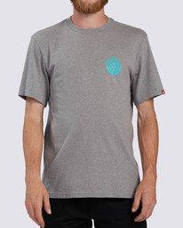 0 Balmor T-Shirt Grey ALMZT00106 Element