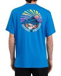 6 Balmor T-Shirt Blue ALMZT00106 Element
