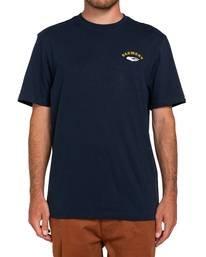 3 Spera T-Shirt Blue ALMZT00111 Element