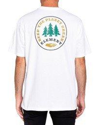 2 Spera T-Shirt White ALMZT00111 Element