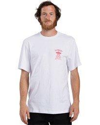 2 Howerton T-Shirt White ALMZT00116 Element
