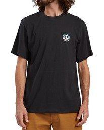 1 Onslow T-Shirt Blue ALMZT00117 Element