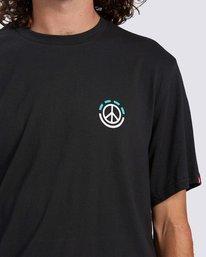 3 Onslow T-Shirt Blue ALMZT00117 Element