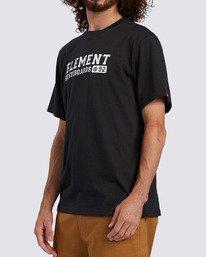 2 Fitch T-Shirt Blue ALMZT00121 Element