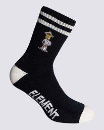 0 Peanuts x Element Socks  ALYAA00106 Element