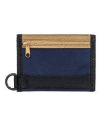 2 Trail Tri-Fold Wallet Blue ALYAA00111 Element