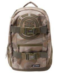 0 Mohave 30L Large Skate Backpack Beige ALYBP00105 Element