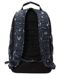 1 92 Galaxy Mohave 30L Large Skate Backpack White ALYBP00105 Element