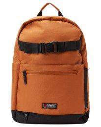 0 Vast Skate 20L Medium Skate Backpack Brown ALYBP00125 Element