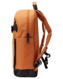 3 Vast Skate 20L Medium Skate Backpack Brown ALYBP00125 Element