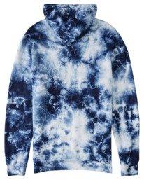 1 Wilson Wash Hoodie Blue ALYFT00116 Element