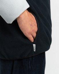 4 Abenaki Quarter-Zip Fleece Grey ALYFT00141 Element