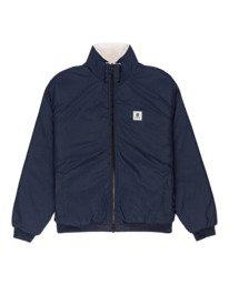 0 Oak Reversible Fleece Blue ALYFT00146 Element