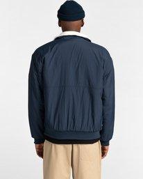 10 Oak Reversible Fleece Blue ALYFT00146 Element