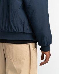 5 Oak Reversible Fleece Blue ALYFT00146 Element