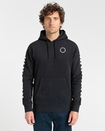 2 Planet of the Apes Surge Pullover Hoodie Blue ALYFT00152 Element