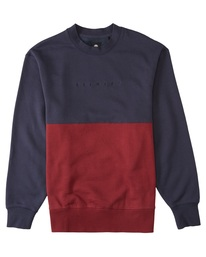0 Bryne Crewneck Sweatshirt  ALYFT00155 Element
