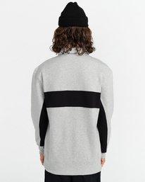 3 Maltby Collared Sweatshirt  ALYFT00156 Element