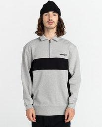 2 Maltby Collared Sweatshirt  ALYFT00156 Element