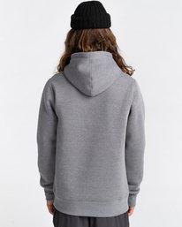 4 Heavy Pullover Hoodie Grey ALYFT00158 Element