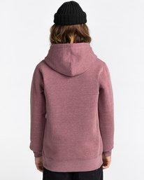 3 Heavy Pullover Hoodie Multicolor ALYFT00158 Element