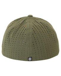 1 Sierra Stretch Flexfit Hat Green ALYHA00132 Element