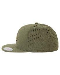 2 Sierra Stretch Flexfit Hat Green ALYHA00132 Element