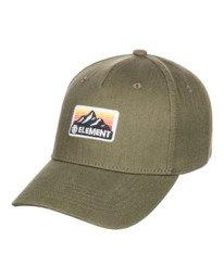0 Wild Hat Green ALYHA00133 Element