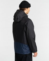 3 Ridge Runner Parka Jacket Blue ALYJK00106 Element