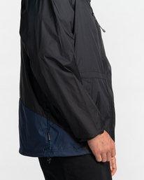 4 Ridge Runner Parka Jacket Blue ALYJK00106 Element