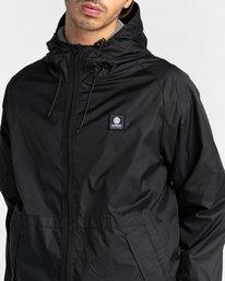 5 Ridge Runner Parka Jacket Blue ALYJK00106 Element