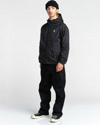 7 Ridge Runner Parka Jacket Blue ALYJK00106 Element