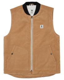 0 Craftman Vest Grey ALYJK00112 Element