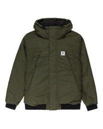 1 Dulcey Explorer Parka Jacket Green ALYJK00135 Element