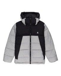 0 Dulcey Puff Contrast Jacket Grey ALYJK00137 Element