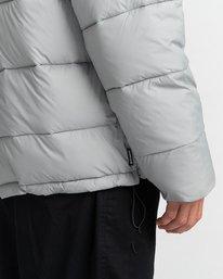 5 Dulcey Puff Contrast Jacket Grey ALYJK00137 Element