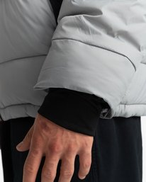 6 Dulcey Puff Contrast Jacket Grey ALYJK00137 Element