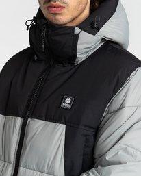 8 Dulcey Puff Contrast Jacket Grey ALYJK00137 Element