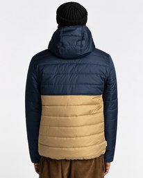 6 Alder Puff Fundamental Jacket Blue ALYJK00138 Element