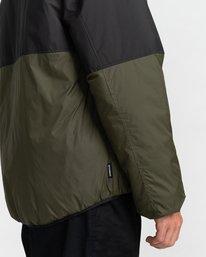 5 Wolfe Jacket Green ALYJK00151 Element