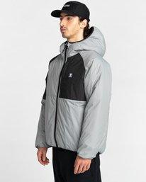 2 Wolfe Jacket Grey ALYJK00151 Element